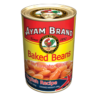 English Recipe Baked Beans-425g