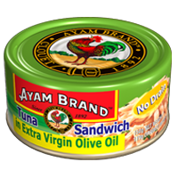 Tuna Sandwich in Extra Virgin Olive Oil -150g