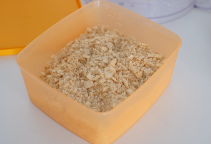 How to make breadcrumbs